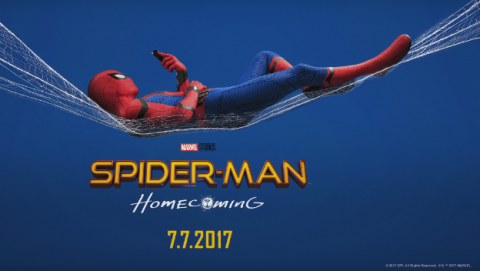 Filtrado el vídeo con los primeros minutos de la nueva película de Spiderman.
