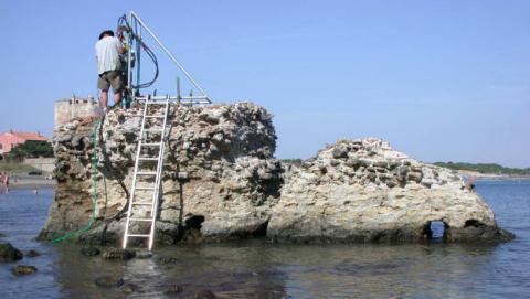 El secreto del hormigón utilizado en los monumentos romanos, al descubierto.