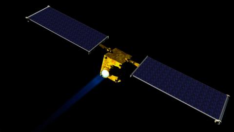 Misión de la NASA para salvarnos de los asteroides