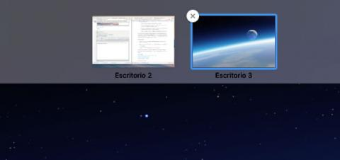 Borrar escritorio en Mac