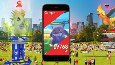Trucos para las incursiones de Pokémon GO.