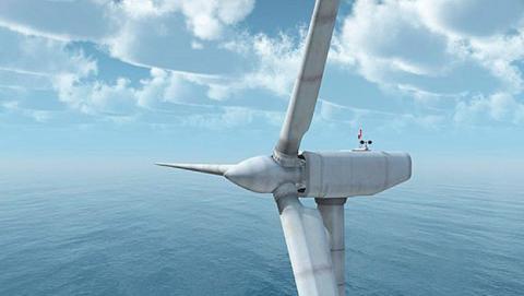 turbina eolica gigante