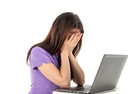 Desesperación ante el arranque de un ordenador