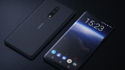 Una filtración confirma el móvil sin marcos de Nokia
