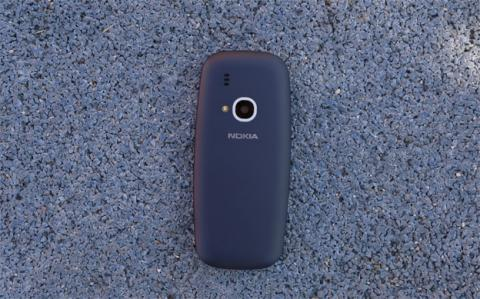 Empecemos por analizar el diseño del nuevo 3310 de Nokia