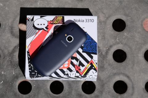 Y qué viene en la caja del Nokia 3310