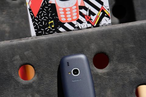 El mítico Nokia 3310 ha vuelto