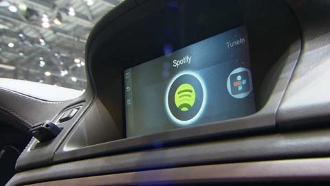 Spotify tendrá un modo para que no te distraigas al volante