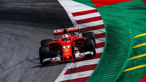 Cómo ver online y en directo Fórmula 1: GP de Austria 2017 en Internet