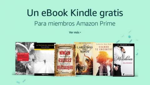 Amazon regala un ebook gratis como adelanto del Prime Day 2017