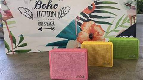 One Speaker Boho Edition