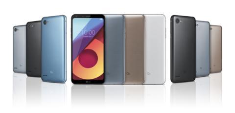 Los nuevos LG Q6