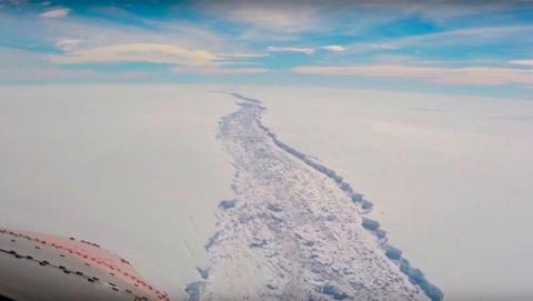 iceberg antartida