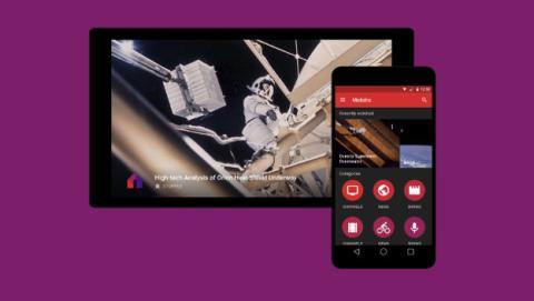 Cómo ver el fútbol y las series gratis en un móvil Android con esta aplicación.
