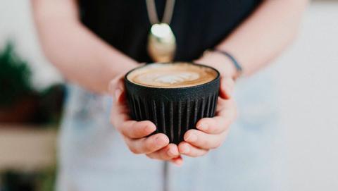 taza cafe ecologica