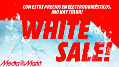 Media Markt White Sale: ofertas en aire acondicionado y electrodomésticos