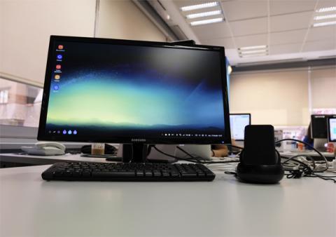 Samsung DeX, ¿la solución de Samsung sirve para sustituir al PC de toda la vida?