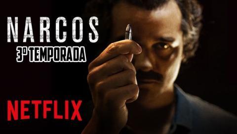 narcos tercera temporada