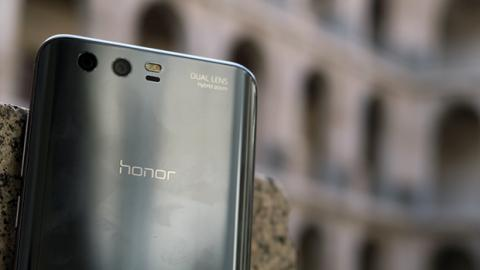 honor 9 doble camara