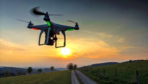 Este es el dron más rápido del mundo
