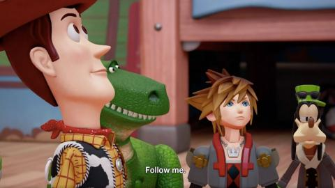 Kingdom Hearts 3 tendrá mundo de Toy Story, saldrá en 2018