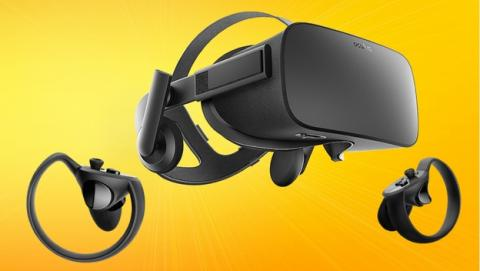 Las gafas de realidad virtual Oculus Rift bajan a 449 euros