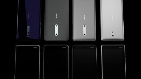 Filtradas las características del Nokia 8.