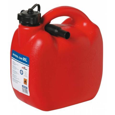 Bidón de gasolina