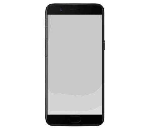 Distribución brillo pantalla OnePlus 5