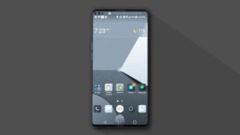 Más datos y filtraciones del LG V30 antes de su lanzamiento.