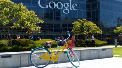 Curiosa historia sobre Google: sus bicicletas están desapareciendo.