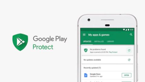 El nuevo servicio de Google Play Protect nos aleja de apps maliciosas y recupera nuestro móvil