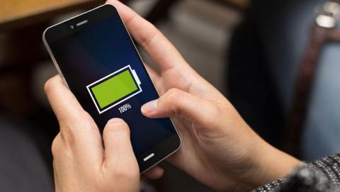 Calibra la batería de tu móvil