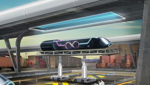 Ciudad Hyperloop