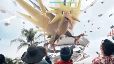 Ya sabemos cuándo se podrá capturar a los legendarios en Pokémon GO.
