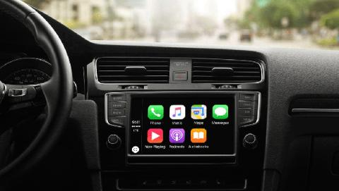 Google Play Music llega a CarPlay