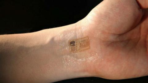 Chip RFID.