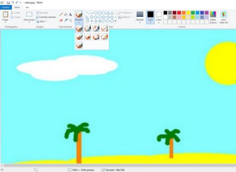 Paint NO va a desaparecer de Windows 10