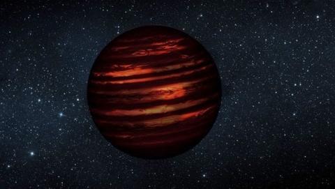 Aficionados descubren una estrella caída que no vieron los astrónomos