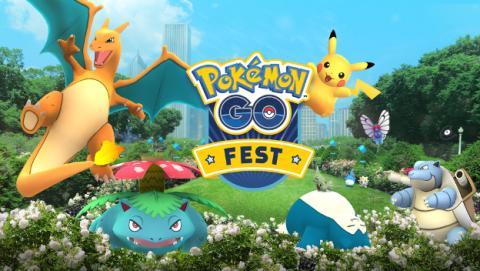 Pokémon GO Fest: EXP x2 y más polvoestelares hasta el jueves.