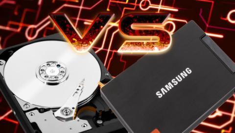 Discos duros HDD o discos SSD, ventajas y diferencias