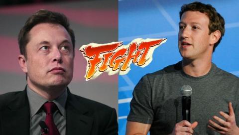 Zuckerberg y Elon Musk se enfrentan por la Inteligencia Artificial
