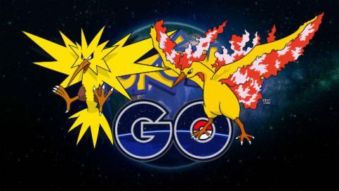 Moltres y Zapdos, dos nuevos legendarios para Pokémon GO: cuándo se podrán capturar.