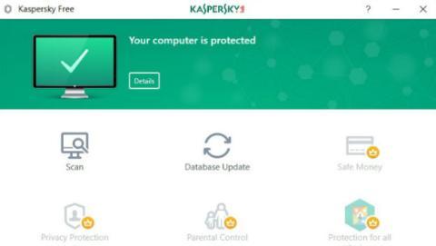 Kaspersky Free Un Nuevo Antivirus Gratis Para Windows