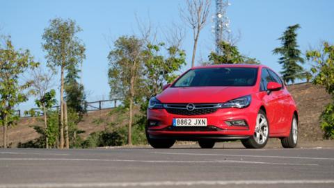 Opel Astra 2017, probamos la tecnología de este coche