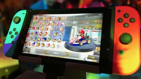 Las ventas de Nintendo Switch devuelven los beneficios a la marca.