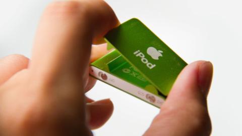 Adiós a dos míticos iPod.