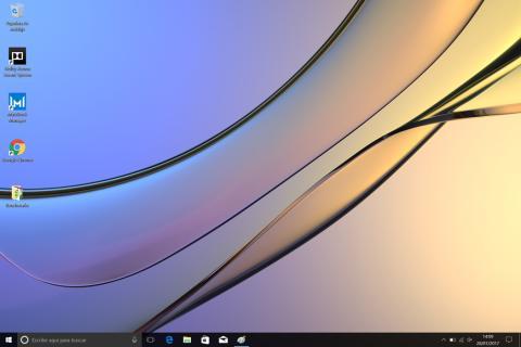 Interfaz del MateBook X: así es el portátil de Huawei