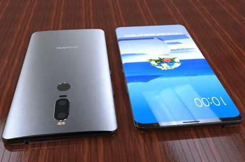 Huawei revela las características técnicas del Mate 10 para superar al iPhone 8