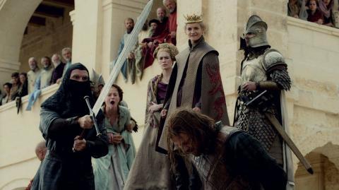 Ned Stark ejecución - Juego de Tronos